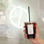 名古屋・栄「zero.COFFEE STAND(ゼロコーヒースタンド)」で見つけた、至福の一杯♡