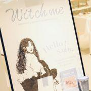 人気のアクセサリーセレクトショップ「Witch me(ウィッチ ミー)」が名古屋パルコに登場!